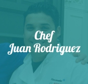Chef Juan Rodriguez Overly