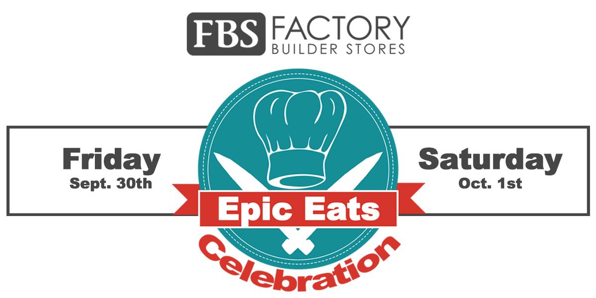 Epic Eats Celebration